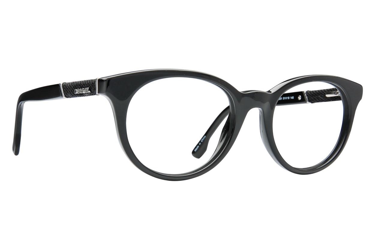 Diesel DL 5156 Black Eyeglasses