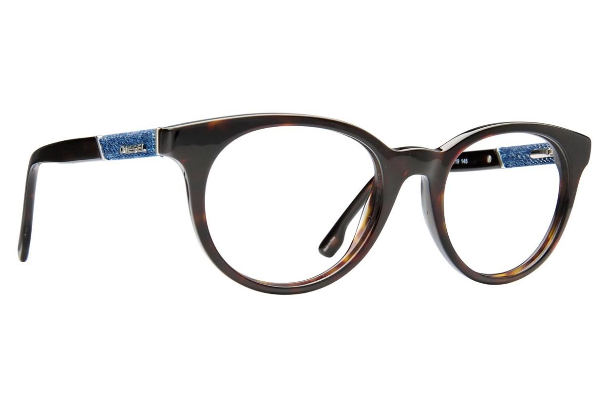 Diesel DL 5156 Tortoise Eyeglasses