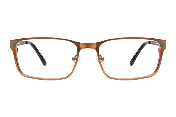 Gant GA3008 Eyeglasses - Brown