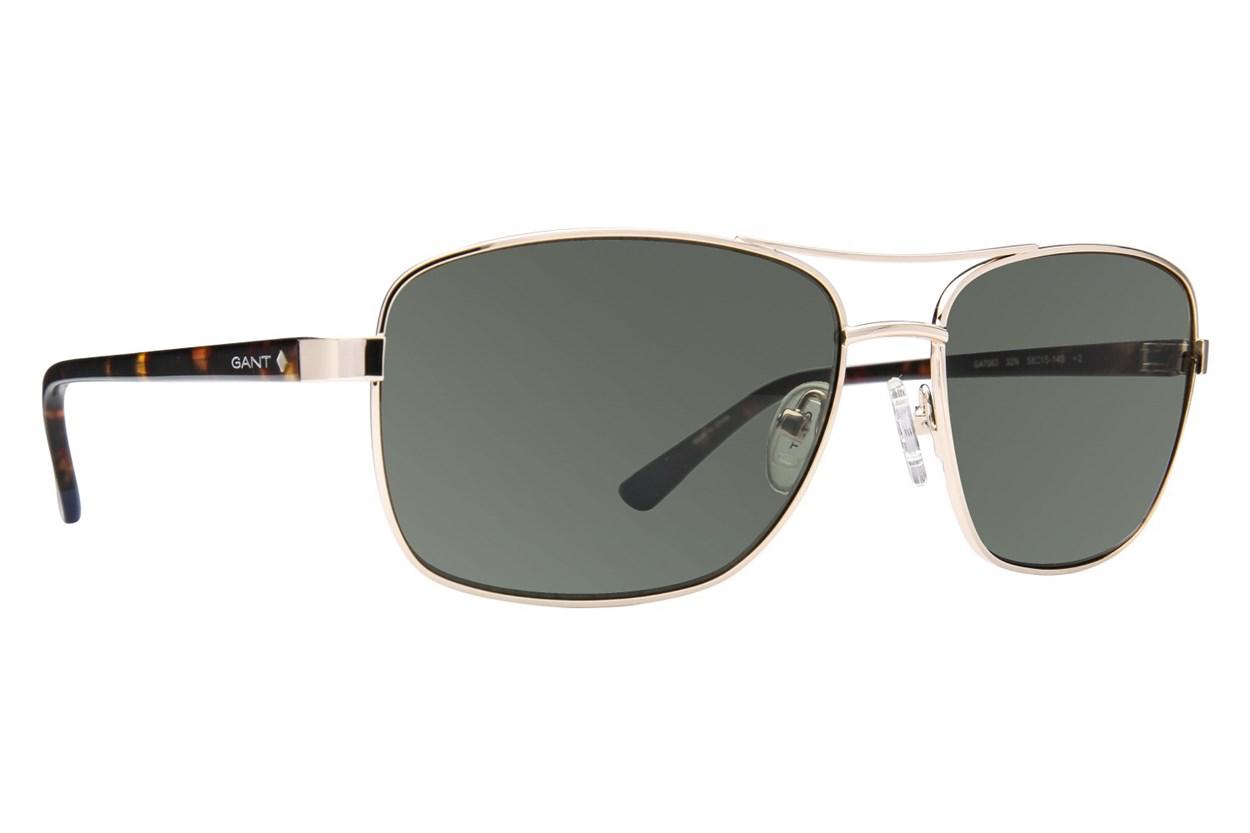 Gant GA7063 Gold Sunglasses