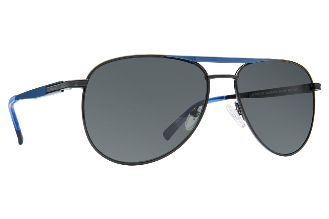 Gant GA7060 Polarized Black Sunglasses