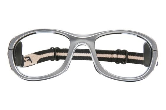 Rec Specs All Pro Goggle Gray Eyeglasses