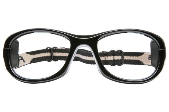 Rec Specs All Pro Goggle Black Eyeglasses