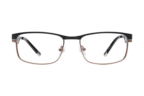Harley Davidson HD 466 Eyeglasses - Black