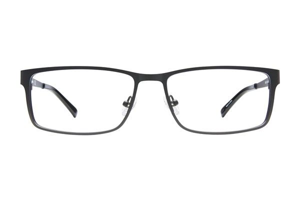 Harley Davidson HD 722 Eyeglasses - Black