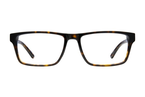 Harley Davidson HD 727 Brown Eyeglasses