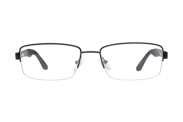Harley Davidson HD 731 Eyeglasses - Black