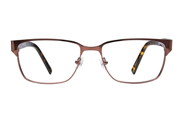 Harley Davidson HD 738 Eyeglasses - Brown