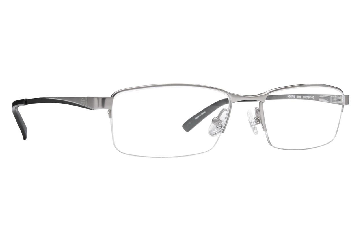 Harley Davidson HD 748 Gray Eyeglasses
