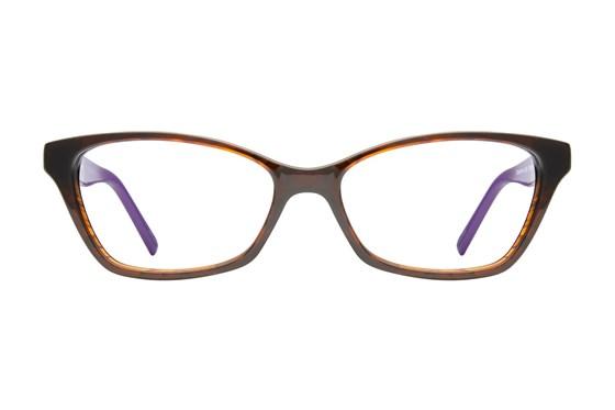 Kenneth Cole Reaction KC0766 Brown Eyeglasses
