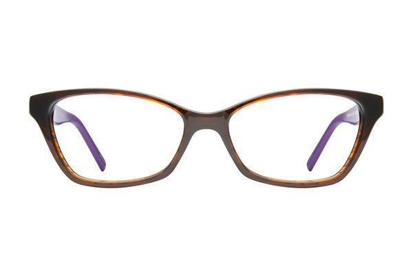 Kenneth Cole Reaction KC0766 Brown Eyeglasses