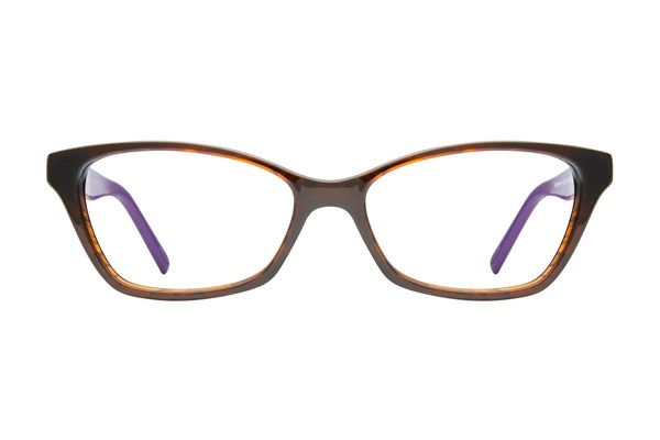 Kenneth Cole Reaction KC0766 Eyeglasses - Brown