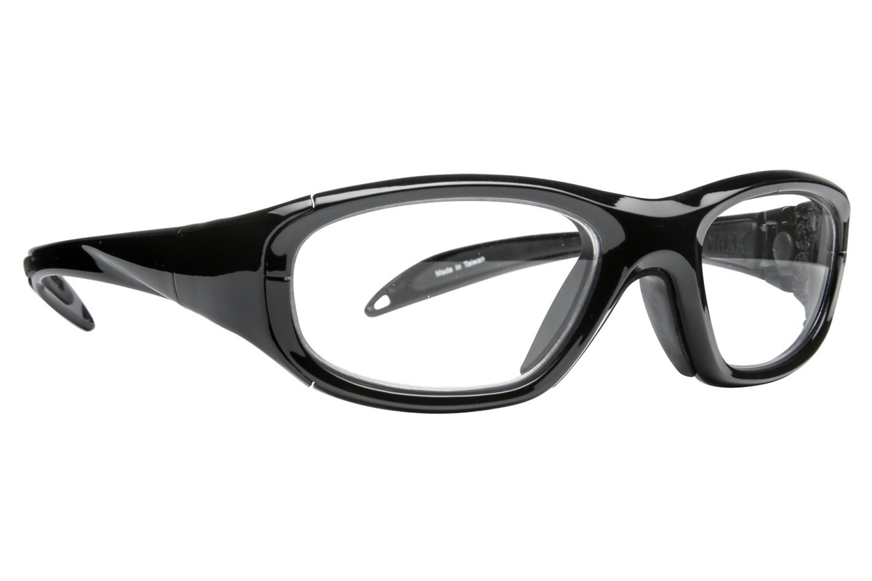 Rec Specs Maxx 20 Black Eyeglasses