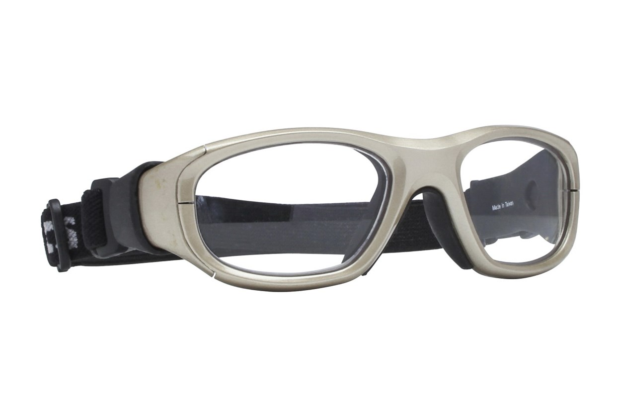 Rec Specs Maxx 21 Brown Eyeglasses