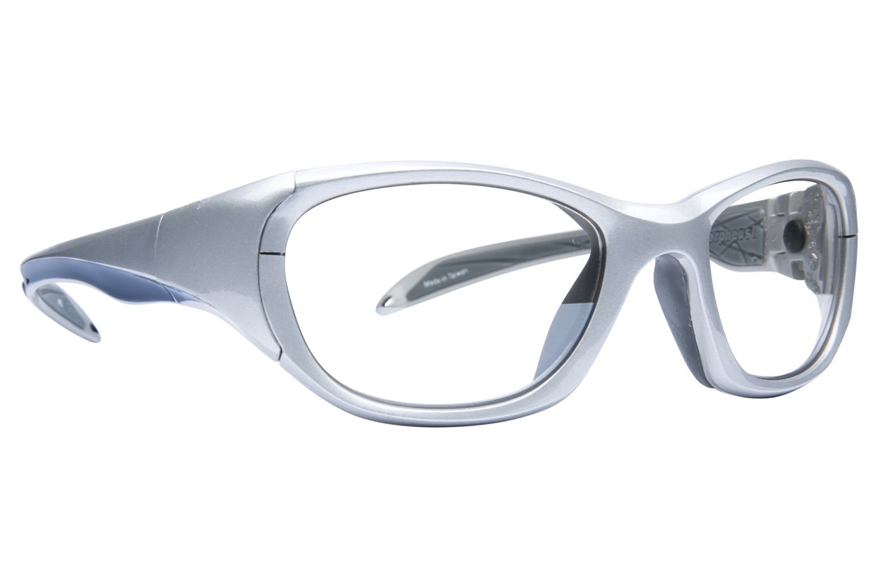 Rec Specs Morpheus II Silver Eyeglasses
