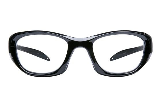 Rec Specs Morpheus II Black Eyeglasses