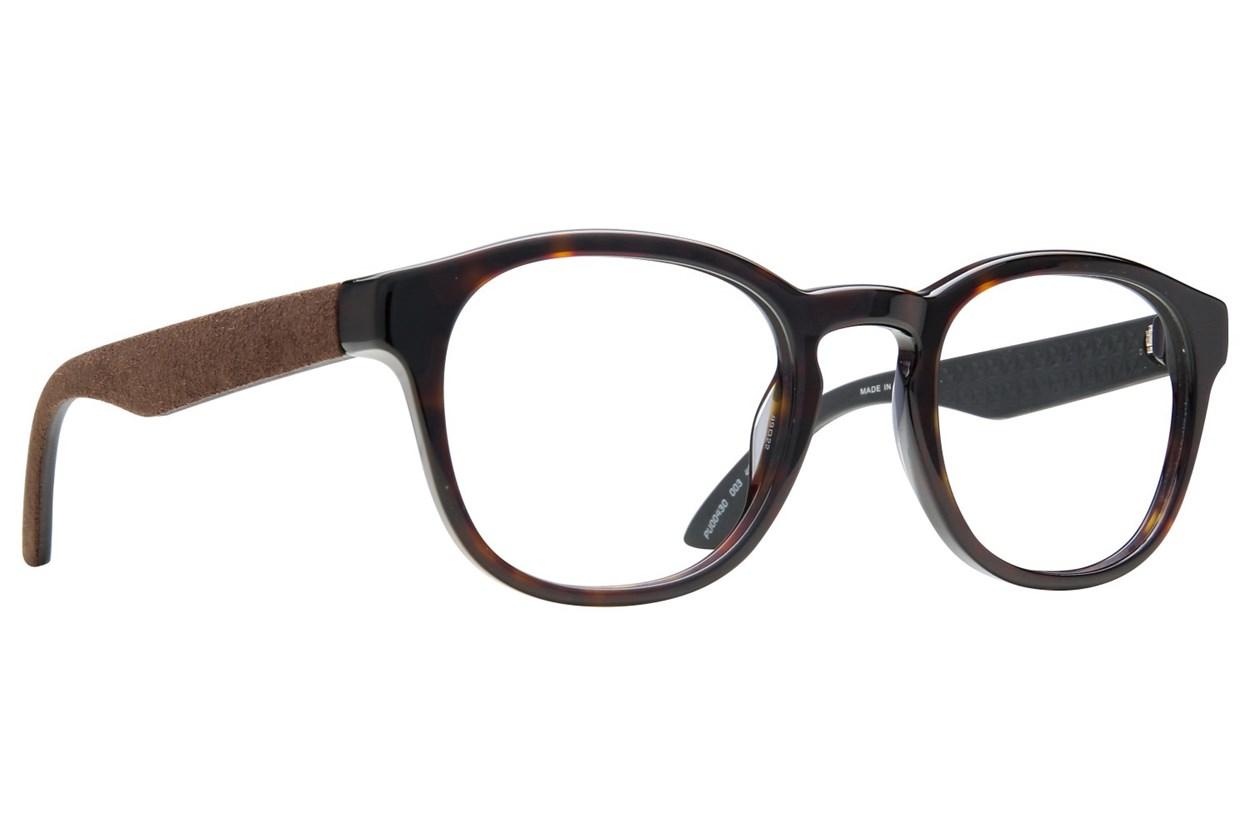 Puma PU0043O Tortoise Eyeglasses