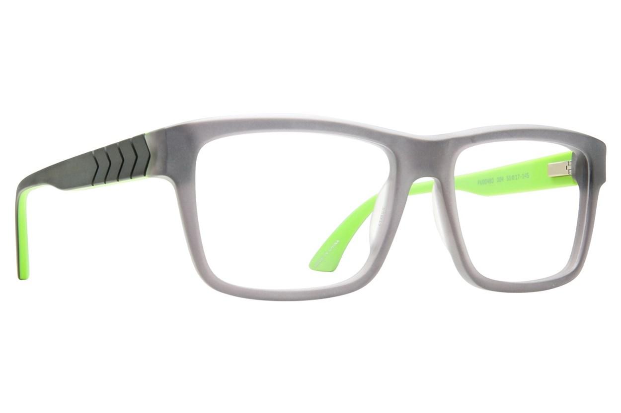 Puma PU0048O Gray Eyeglasses