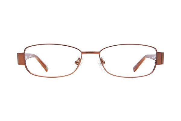 Skechers SE 1598 Brown Eyeglasses