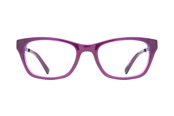 Skechers SE 1601 Purple Eyeglasses