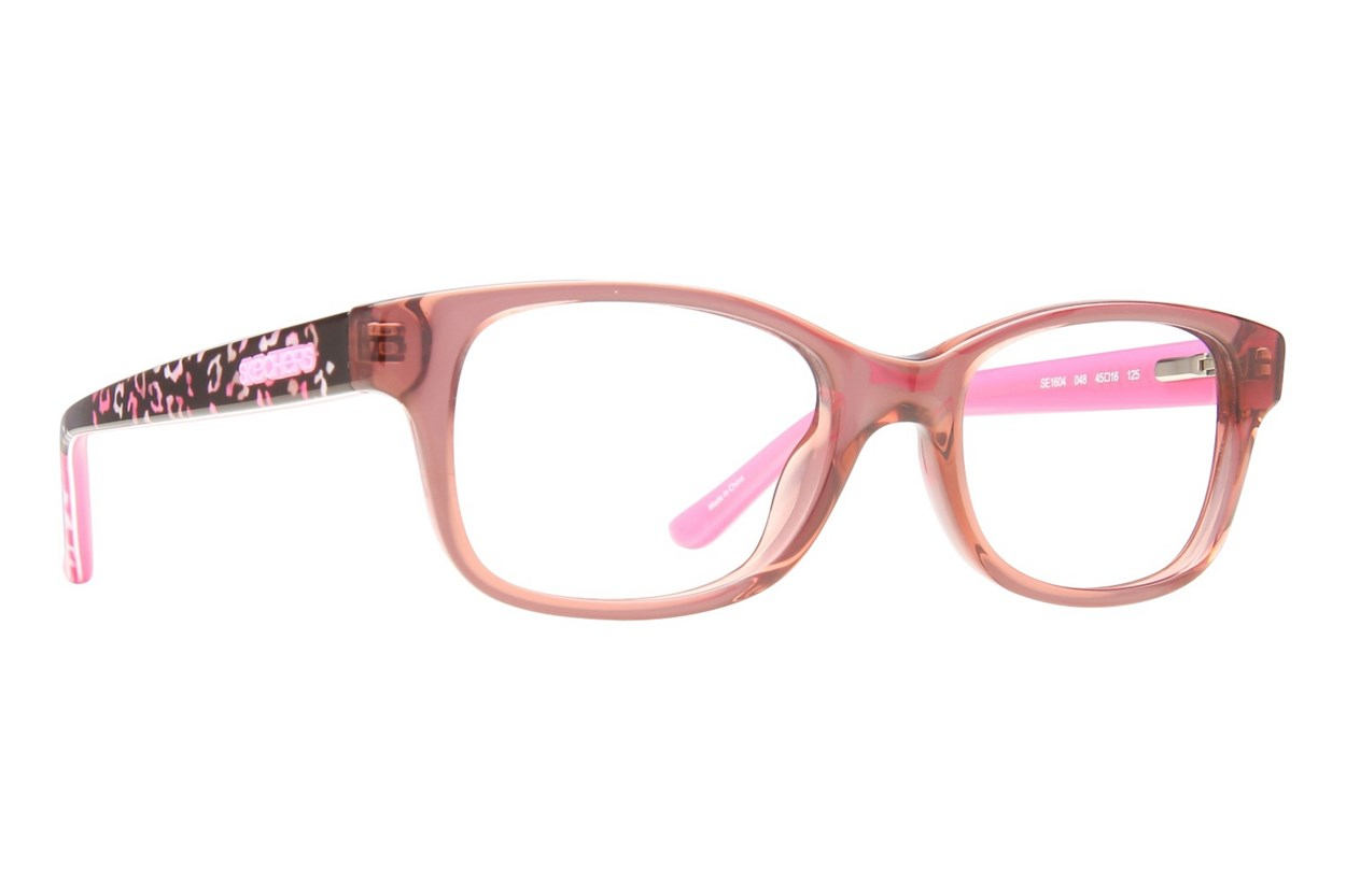 Skechers SE 1604 Brown Eyeglasses