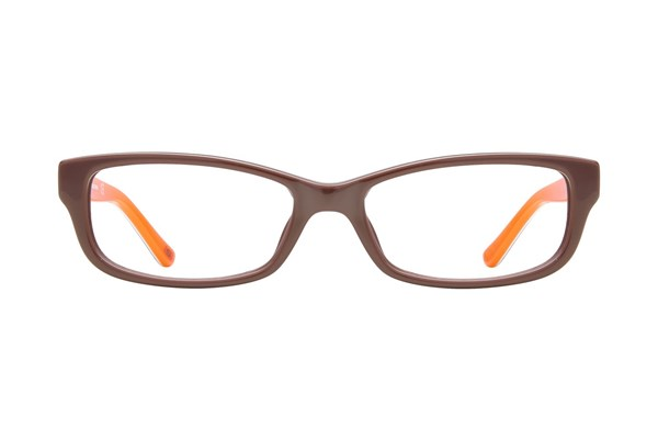 Skechers SE 1607 Eyeglasses - Brown