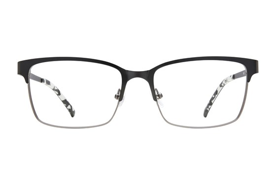 Flextra 1703 Black Eyeglasses