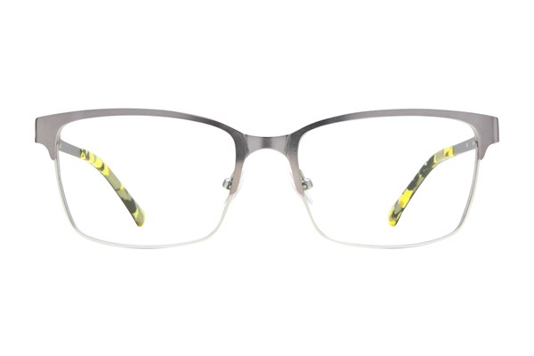Flextra 1703 Gray Eyeglasses