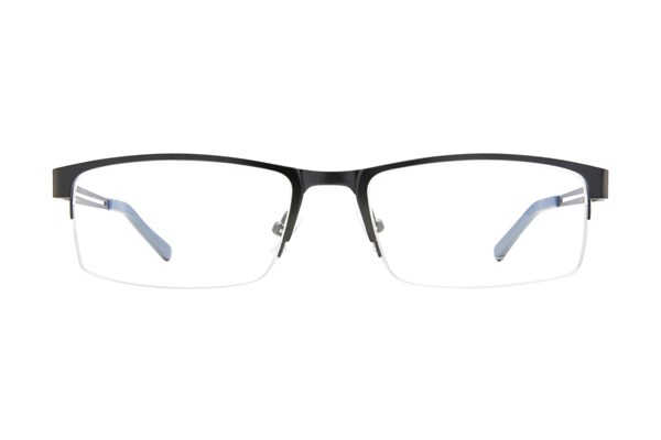 Flextra 1706 Black Eyeglasses