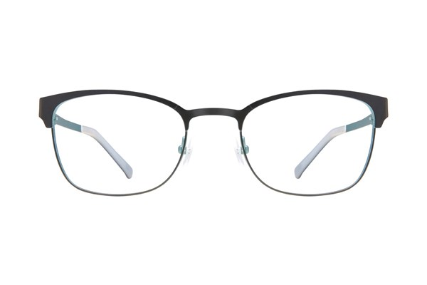 Flextra 1707 Black Eyeglasses