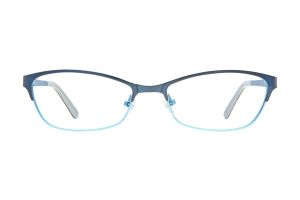Flextra 2100 Blue Eyeglasses