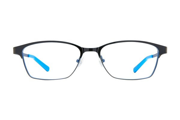 Flextra 2103 Black Eyeglasses