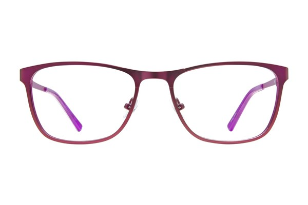 Flextra 2106 Purple Eyeglasses