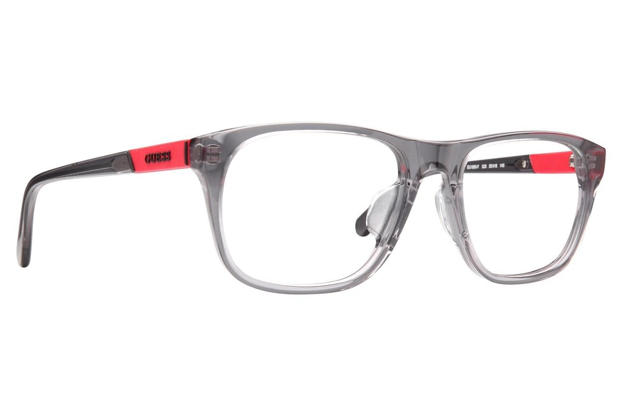 GUESS GU 1866-F Gray Eyeglasses