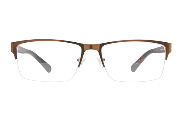GUESS GU 1879 Eyeglasses - Brown