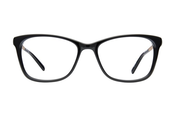 GUESS GU 2500 Eyeglasses - Black