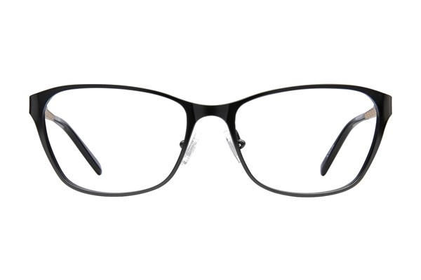 GUESS GU 2502 Eyeglasses - Black