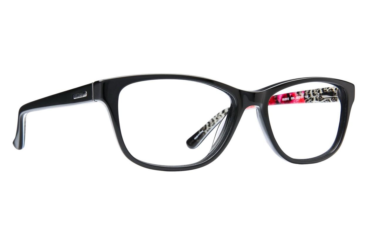 GUESS GU 2513 Black Eyeglasses