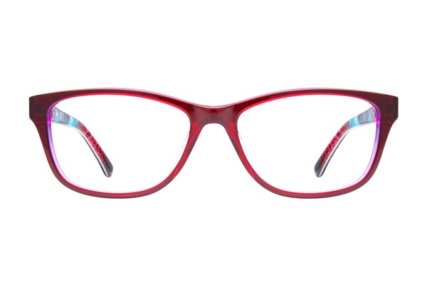 GUESS GU 2513 Eyeglasses - Red