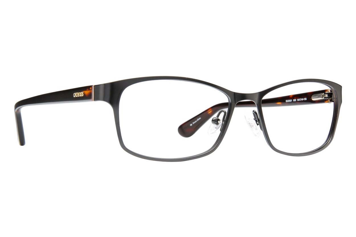 GUESS GU 2521 Black Eyeglasses