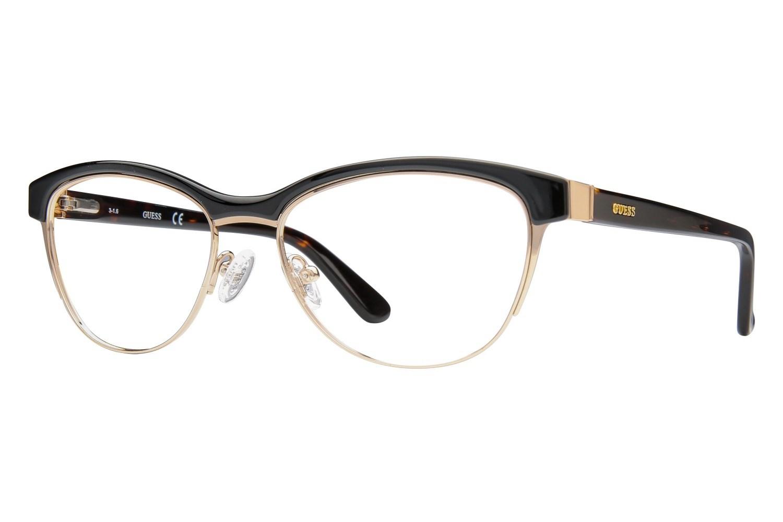 Guess Eyeglass Frames 2523 : Guess GU 2523 Prescription Eyeglasses - FilePhotoPreservers