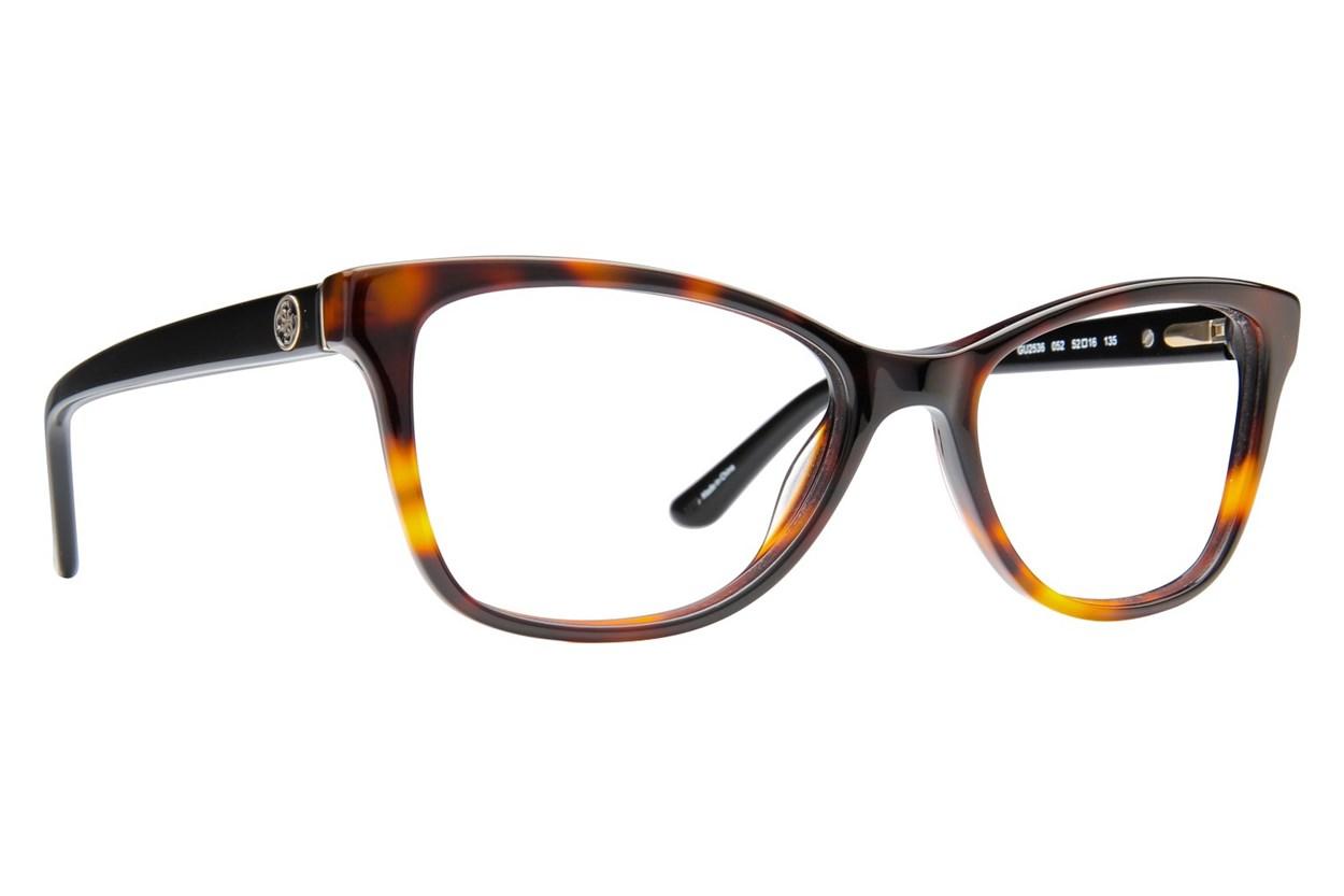 GUESS GU 2536 Tortoise Eyeglasses
