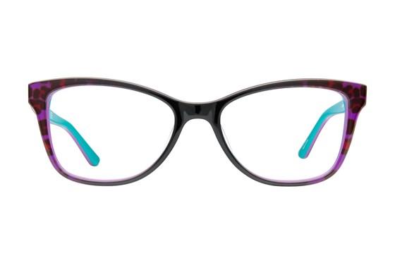 GUESS GU 2536 Purple Eyeglasses