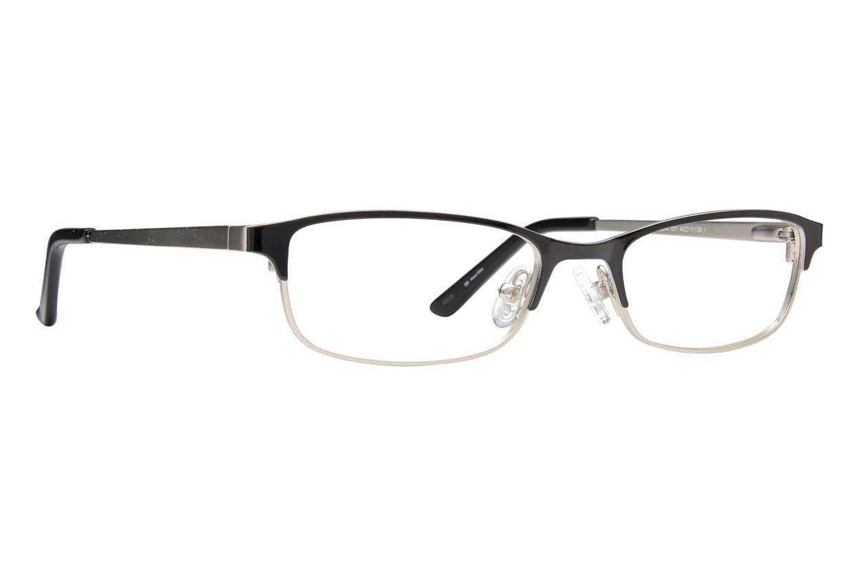 GUESS GU 2544 Black Eyeglasses