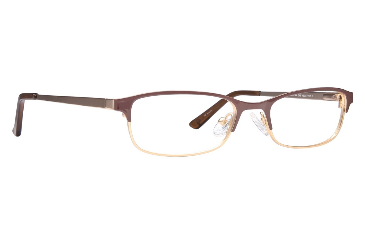 GUESS GU 2544 Eyeglasses - Brown