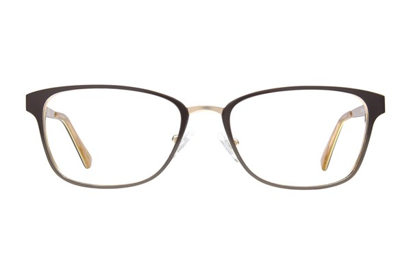 GUESS GU 2550 Eyeglasses - Brown