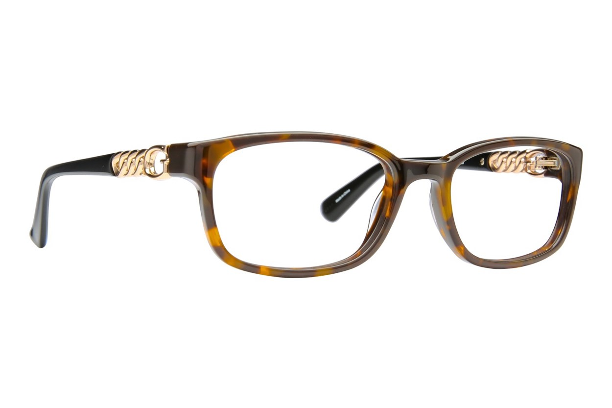 GUESS GU 2558 Tortoise Eyeglasses