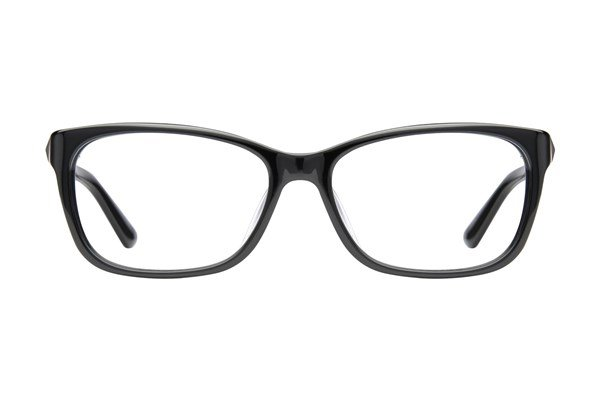 GUESS GU 2561-F Eyeglasses - Black