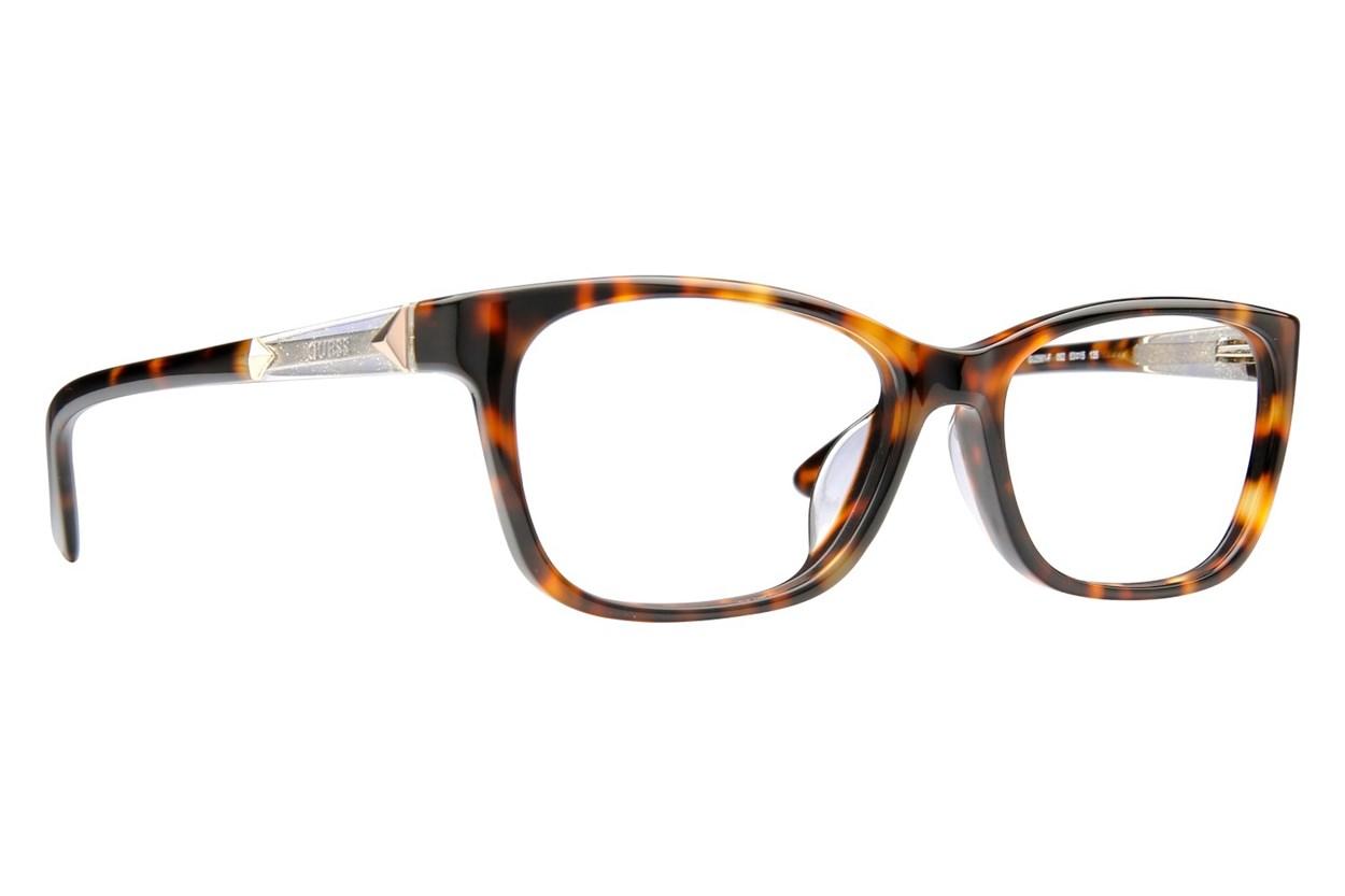 GUESS GU 2561-F Tortoise Eyeglasses