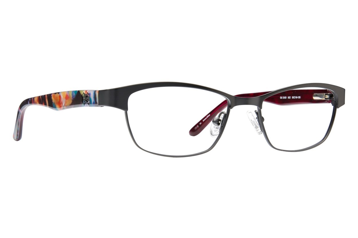 GUESS GU 2420 Eyeglasses - Black